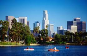 Great Vacation Spots – California