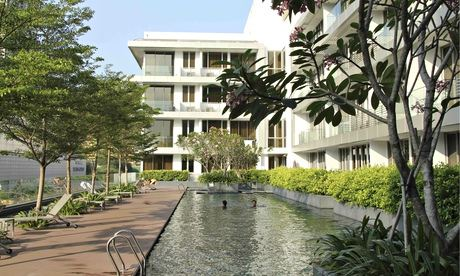 Dorsett hotel, Singapore