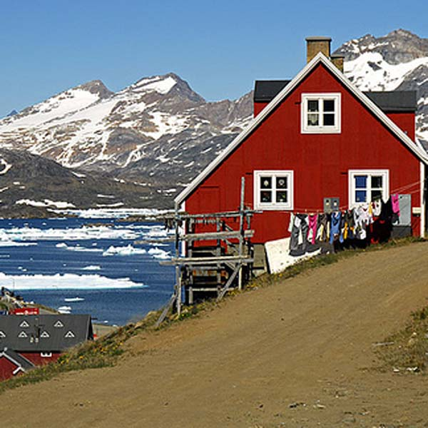 Tasiilaq, Greenland 2