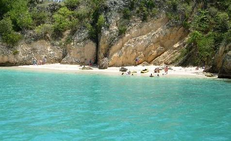 Great vacation spots the top vacation destinations top 10 beaches in the caribbean sciox Image collections