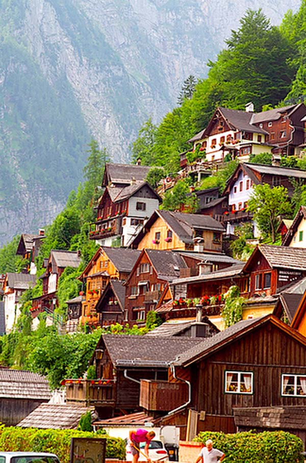 Most Beautiful Places To Live In The World
